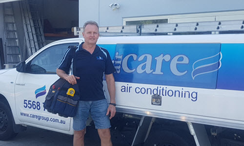 Ducted Air Conditioning Coomera