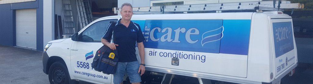 Split System Air Conditioning Bundall